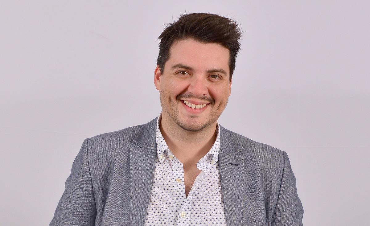 Néstor Leal, la nueva cara de Accenture