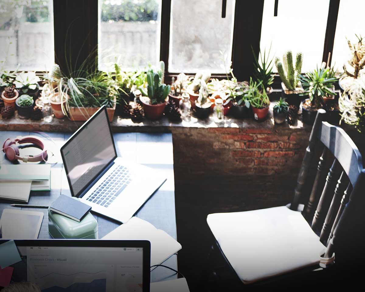 Home Office, teletrabajo