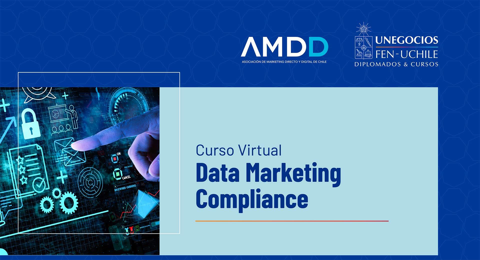 Unegocios_Curso data marketing compliance