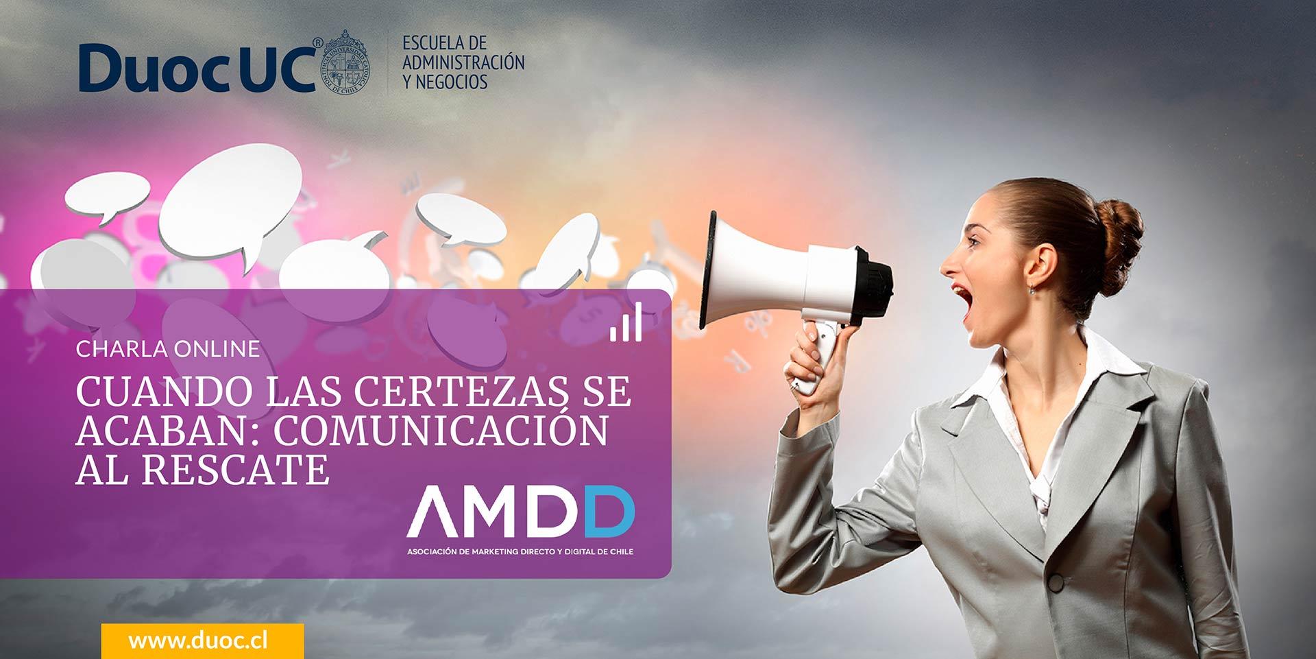 Webinar DUOC - AMDD