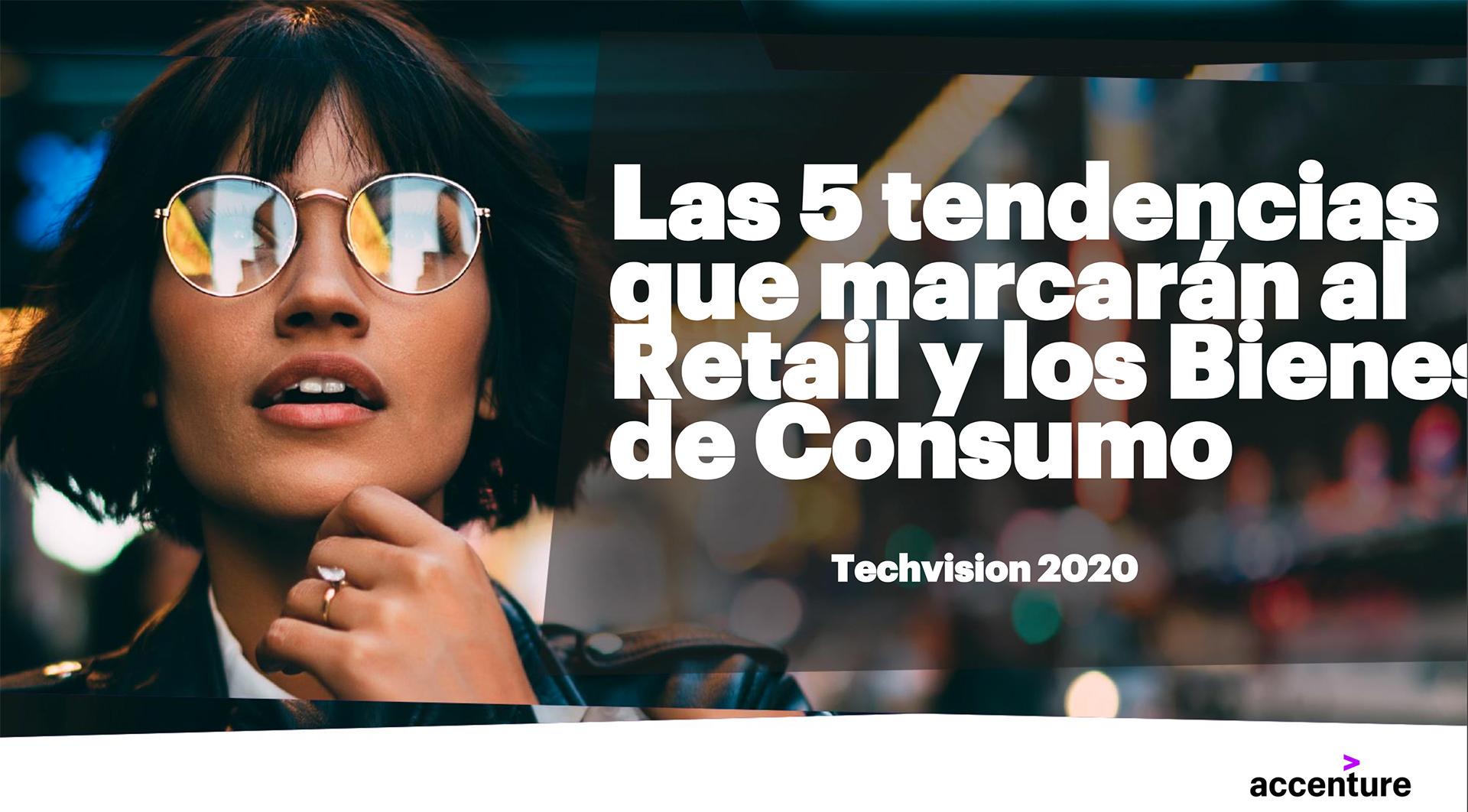 TechVision de Accenture muestra importantes desafíos en transformación digital de la industria de retail y bienes de consumo chilena