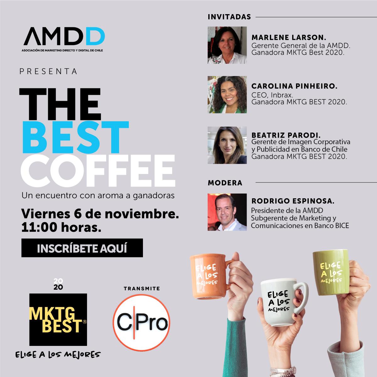 Coffee MKTG Best 2020