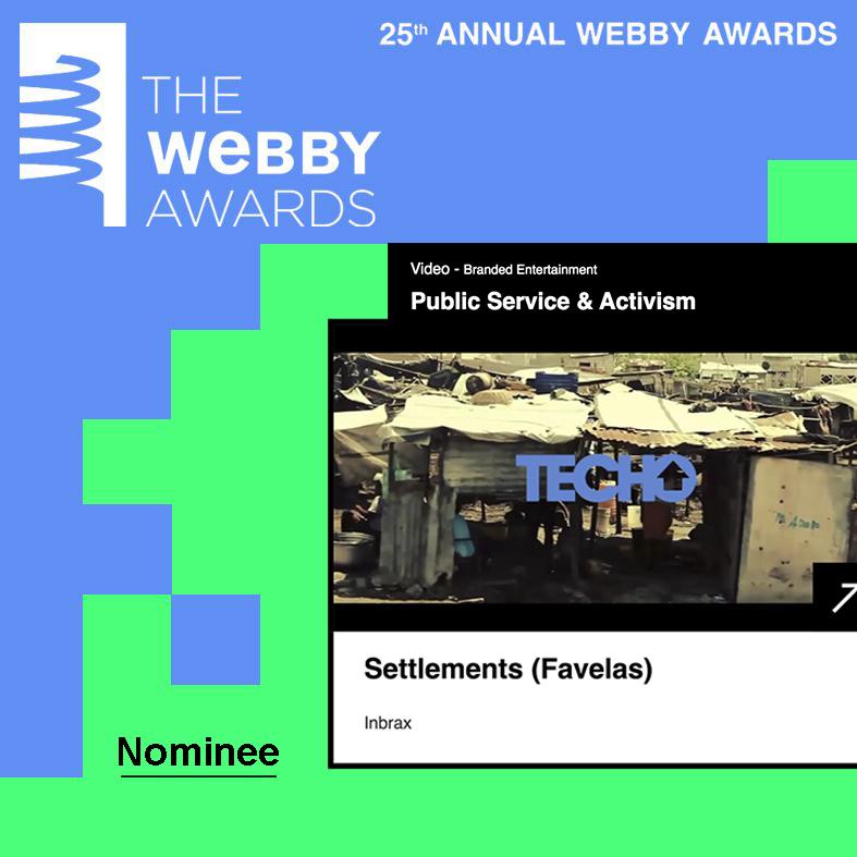 Inbrax_Asentamientos Webby awards 2021