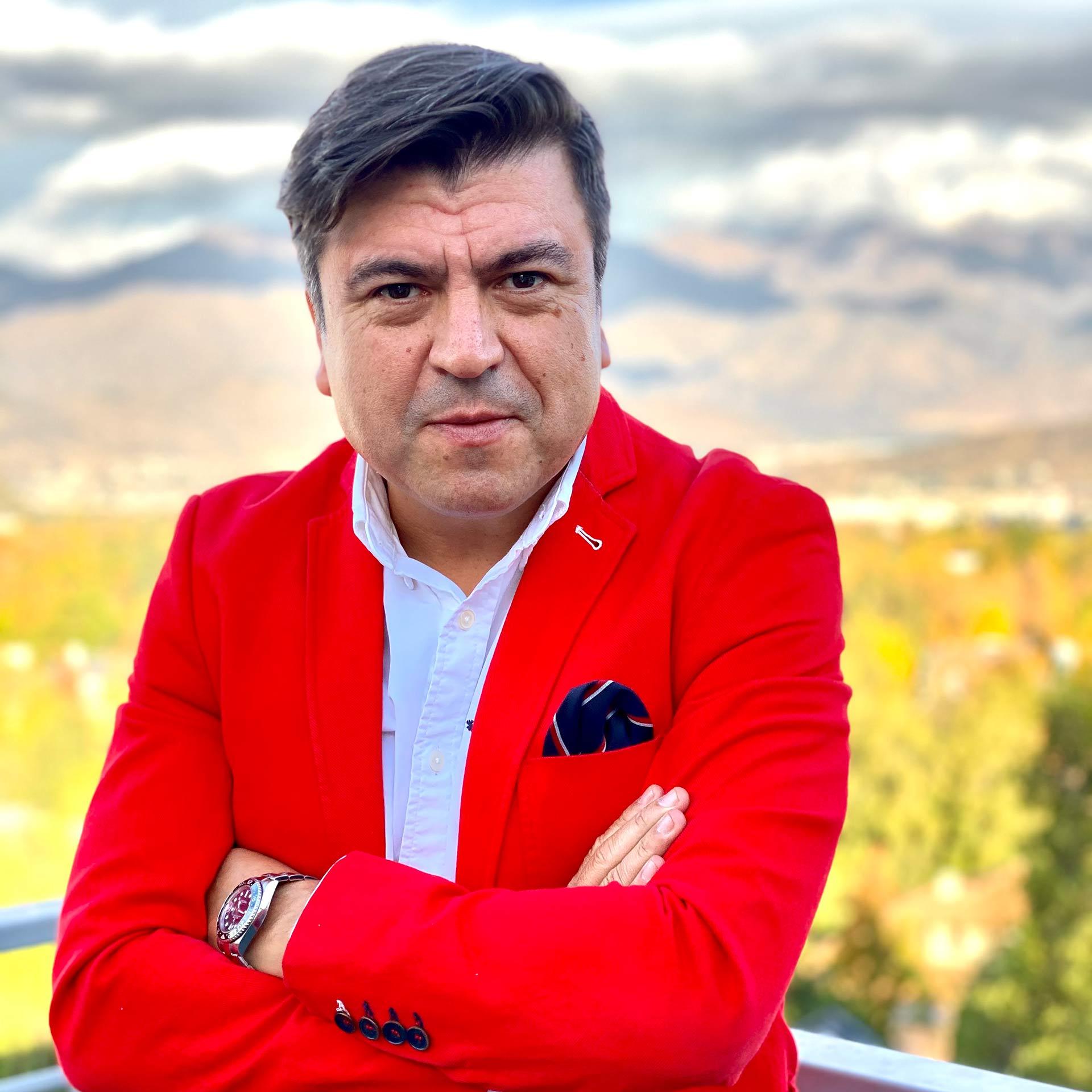 Pancho González, jurado chileno en Cannes 2021