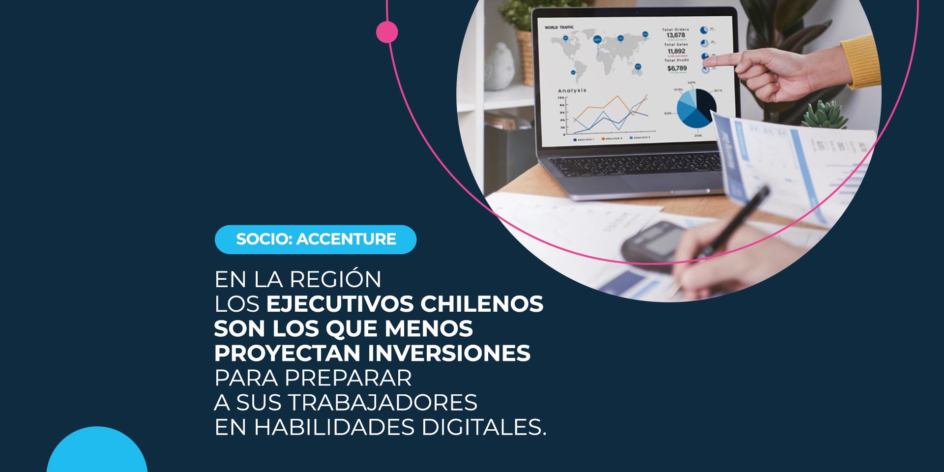 Accenture_digitalizacion ejecutivos chilenos