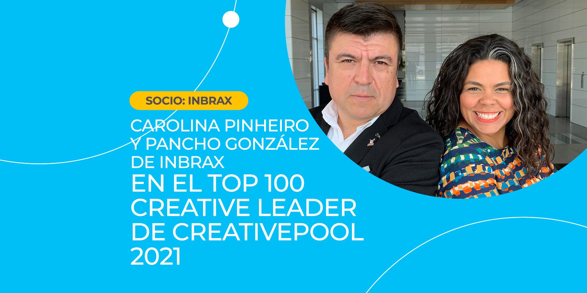 Carolina Pinheiro y Pancho Gonzalez_Inbrax